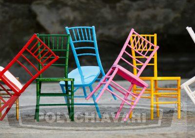 Variedad en color